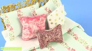 myfroggystuff diy how to make dollar doll bed handmade