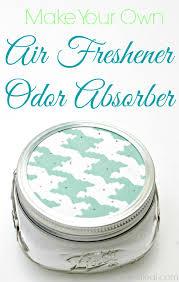 Bathroom Fresheners Custom Homemade Air Freshener Odor Absorber Mom 48 Real