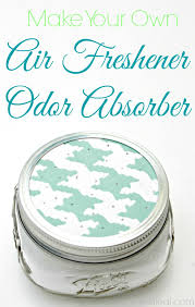 homemade all natural air freshener odor absorber get this and tons of