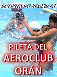 Resultado de imagen para pileta aero club oran