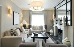Decorating Rectangular Living Room Model Awesome Decorating Design