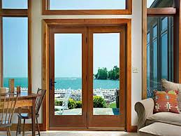 Lovable French Doors For Patio Glass Patio Doors Exterior Pre Hung ...