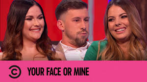 Wade Fumbles Choosing Between His Ex & His Girlfriend | Your Face Or Mine 6  - YouTube