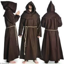 Monk Robe Pattern Custom Inspiration Ideas
