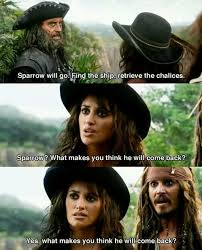 Pirates Of The Caribbean Quotes pirates of the caribbean on stranger tides quotes Tumblr 86