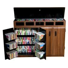 Storage Cabinet With Locking Doors Storage Short Wooden Media Storage Cabinet With Smartly Designed