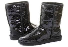 Ugg Boots W Classic Short Sparkles