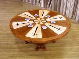 king arthur s round conference table