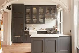 transitional kitchen by studio geiger architecture