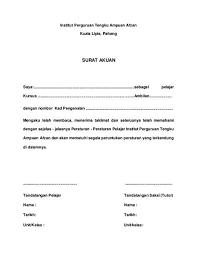 Contoh Surat Pengesahan Mastautin Terengganu Contoh Surat