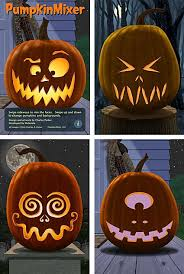 Cool pumpkin ideas--always on the lookout for creative pumpkin carving ideas .