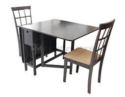 miami eg helena foldable dining set