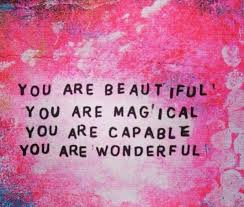 My Daughter Is Beautiful Quotes Best of Beautiful Magical Capable Wonderful For My Daughter Daughter