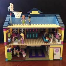 modular lego friends high