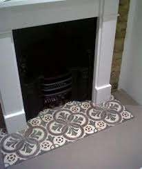 Decorative Hearth Tiles Inspiring Antique Tile Ideas Reclaimed Tile Company 7