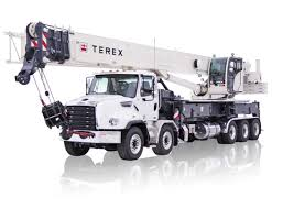 Terex Cranes Crossover 8000 Specifications Load Chart