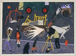 the photographer jacob lawrence work of art the photographer