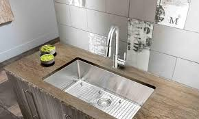 kitchen entranching blanco s revolutionary new quatrus r15 stainless steel kitchen in high end sinks