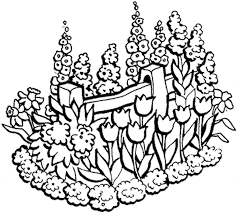 100+ [ Coloring Page Of Flowers ] | Coloring Pages Of Flowers ...