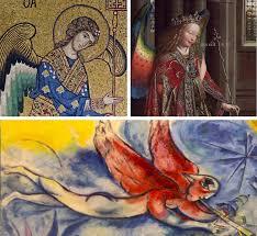 angel art angel paintings of angels art