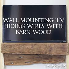 wall mounting tv hiding wires sq country design style countrydesignstyle com
