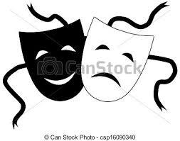 演劇のマスク