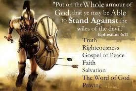 ARMOR OF GOD | Moreno Hills SDA Church Blog