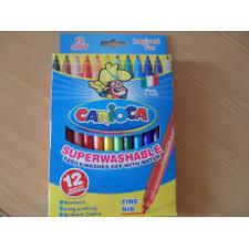 Отзывы о <b>Фломастеры</b> для детей <b>Carioca Joy</b> 12 штук