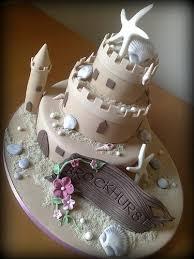 Sandcastle Cake Amazing Cake Ideas