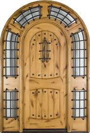 Rustic CUSTOM FRONT ENTRY DOORS - Custom Wood Doors from Doors for ...