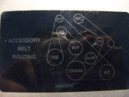 similiar 3800 series 2 serpentine belt route keywords gm 3800 ii serpentine belt replacement guide 055 · 3800 series 2 belt diagram
