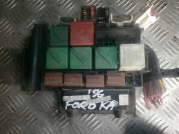 94fg14a073aa fuse box ford ka 1999 1 3l 15eur eis00052052 used
