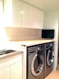 under counter washer dryer combo stagger great co home interior countertop depth over and clever ideas