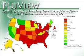 map flu rampant throughout u s pbs newshour Fluview Map Fluview Map #22 fluview map 2017