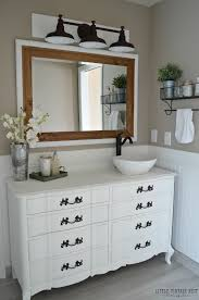 farmhouse bathroom vanity and farmhouse light vintage farmhouse bathroom