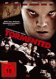 von Jon Wright, Alex Pettyfer, Calvin Dean, April Pearson (dvd) - tormented