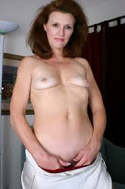 Amateur naked flat chested milf