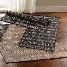 modern design kitchen with trans ocean frontporch bistro charcoal kitchen rug 3 piece kitchen rug sets and black rubber decorative kitchen floor mats