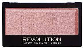 Купить <b>хайлайтер Makeup Revolution Ingot</b> Rose Gold 12 мл ...