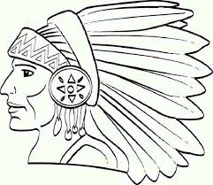 Indian Coloring Pages Luxury Drawing Native American Lovely American