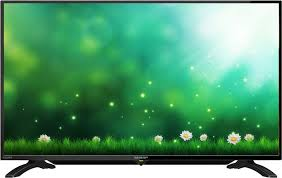 sharp 40 inch tv. sharp 40-inch full hd led tv (lc-40le185m) - black 40 inch tv l