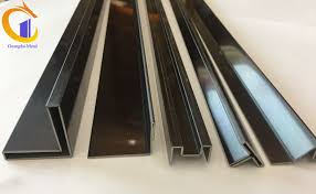 Decorative Tile Strips Stainless steel tile trims decorative tile trims L shape tile 36