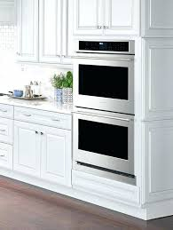 french door wall oven monogram double wall oven the design simplicity of monogram wall ovens takes french door wall oven