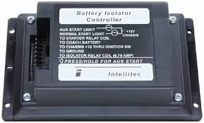 intellitec battery products r k products intellitec 0000131000 battery isolator controller