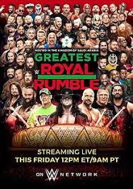 Wwe Greatest Royal Rumble Wikipedia