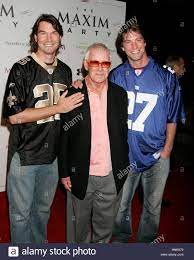 Jerry O'Connell, his father, Michael O ...