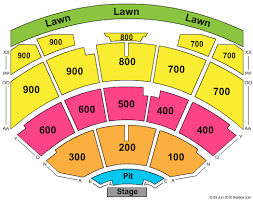 Warped Tour Seating Chart Riverbend Music Center Seating Chart