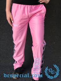 Light Pink Workout Pants 100 Hardcore Ladies Training Pants Light Pink Dcs