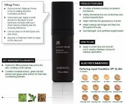 makeup ideas arbonne makeup primer top primers by totalbeauty discover the luxurious