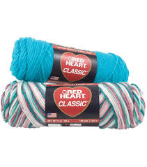 Red Heart Yarn Conversion Chart Red Heart Classic Yarn